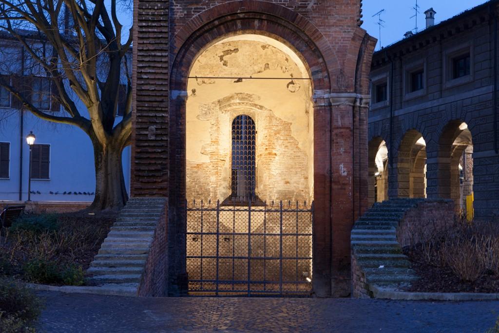 Giulio Romano's Pescherie after the regeneration